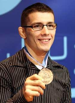 Davor Stefanek MI: Zlatne medalje za Štefaneka i Frisa