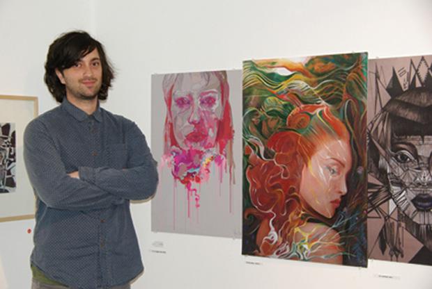 Bojan Vidović - umetnik