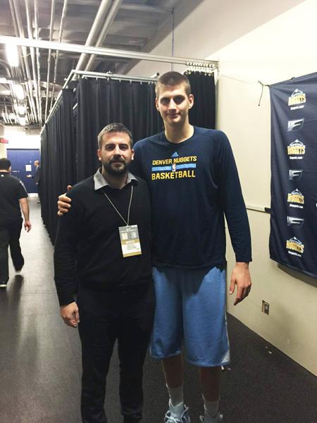 Marko Pavlovic i Nikola-Jokic-Denver