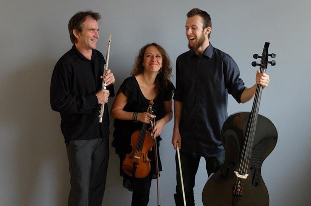 Ivana Popovic - The-Junction-Trio