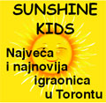 ZABAVISTE - SUNSHINE KIDS