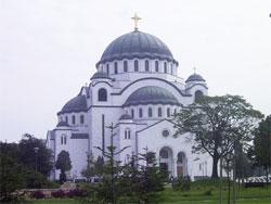 HRAM - Sveti Sava Belgrad