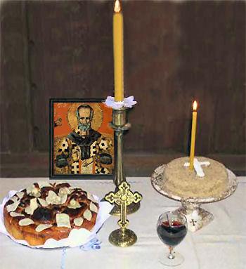 Slava, slavski kolac, slavska sveca, slavsko zito
